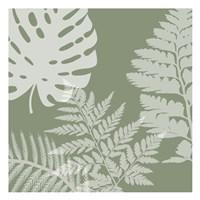 Green Garden 1 Fine Art Print