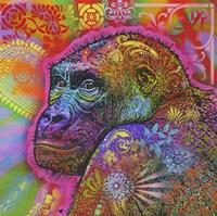 Gorilla Fine Art Print
