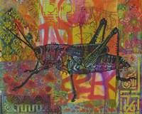 Grasshopper Fine Art Print