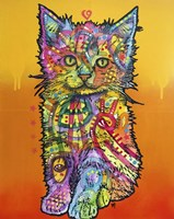 Love Kitten Fine Art Print