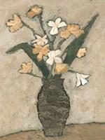 Flowers From B I Fine Art Print