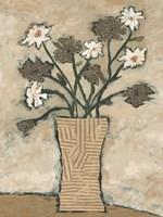 Flowers From B II Framed Print
