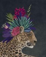 Hot House Leopard 1 Fine Art Print