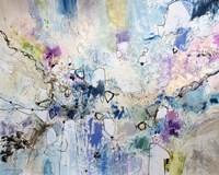 Rainbow Blue III Fine Art Print