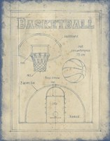 All About the Game III Framed Print