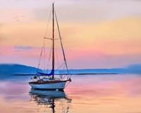 Sailing Portrait I Fine Art Print