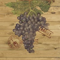 Grape Crate III Fine Art Print
