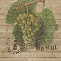 Grape Crate IV Fine Art Print