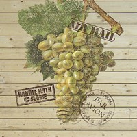 Grape Crate V Fine Art Print