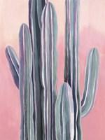 Desert Dawn I Framed Print