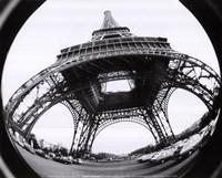 Eiffel Tower, Paris 1979 Fine Art Print