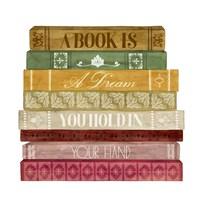 Book Lover I Fine Art Print