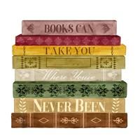 Book Lover II Fine Art Print