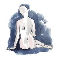 Blissful Solitude II Fine Art Print