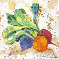 Veggie Splash I Fine Art Print