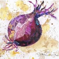 Veggie Splash II Fine Art Print