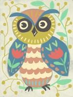 Flutterfly III Framed Print