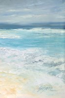 Storm at Sea II Fine Art Print
