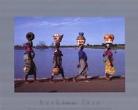 Burkina Faso 1998 Fine Art Print