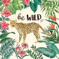 Jungle Vibes III Fine Art Print