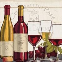 Wine Tasting II Framed Print