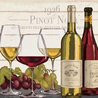 Wine Tasting III Fine Art Print