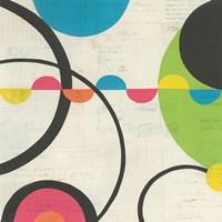 Roundabout II Fine Art Print