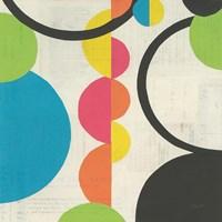 Roundabout I Fine Art Print