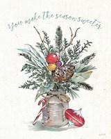 Seasonal Charm II Fine Art Print