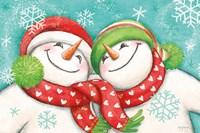 Let it Snow II Eyes Open Fine Art Print