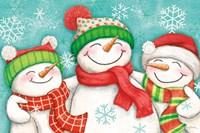 Let it Snow III Fine Art Print