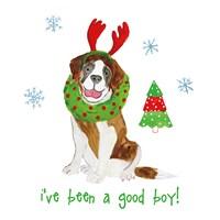 Christmas Critters II Fine Art Print