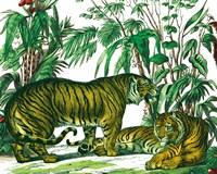 Jungle Flair V Fine Art Print