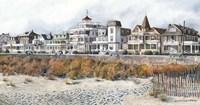 Beach Drive Fine Art Print