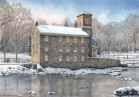 Brecks Mill Fine Art Print