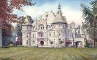 Rosemont College Fine Art Print