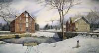 Kirby's Mill Fine Art Print