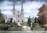 Saint Thomas of Villanova Fine Art Print