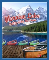 Moraine Lake Fine Art Print
