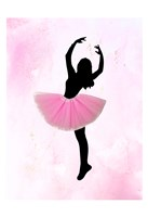 Dancer 1 Framed Print