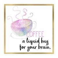 Just Coffee 5 Fine Art Print