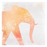 Elephant Dreams 1 Framed Print