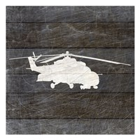 Military Vehicle 2 Fine Art Print