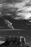 Castle Rock Sedona Arizona National Forest Fine Art Print