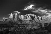 Red Rocks Sedona Arizona Fine Art Print