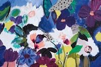 Happy Flower Bar III Fine Art Print