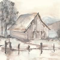 Barn VII Fine Art Print