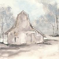 Barn VI Fine Art Print