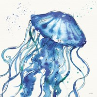 Deep Sea X Fine Art Print