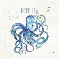 Deep Sea II Fine Art Print